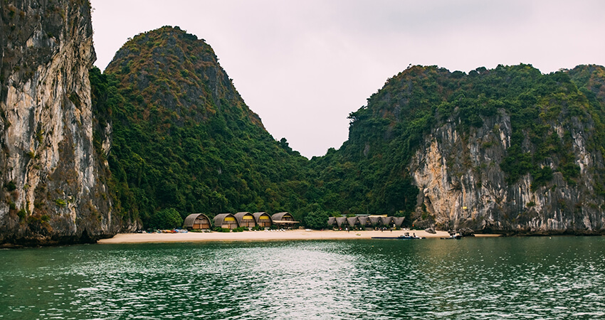 Halong Bay, Cat Ba Island